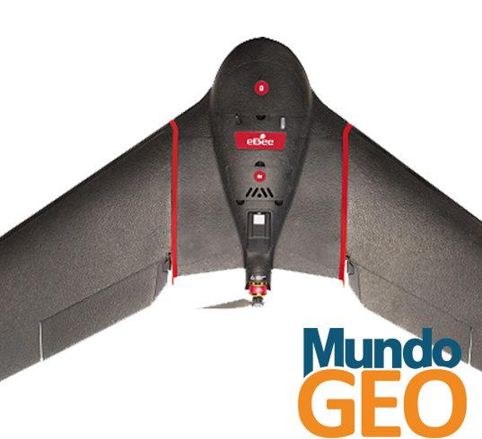 Webinar: conheça o Drone senseFly eBee SQ com câmera Sequoia