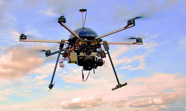 DroneShow 2015 começa amanhã. Visite a 1ª Feira de Drones do Brasil!