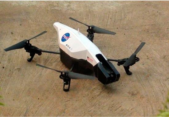 NASA seleciona pesquisadores para desenvolverem soluções de drones autônomos