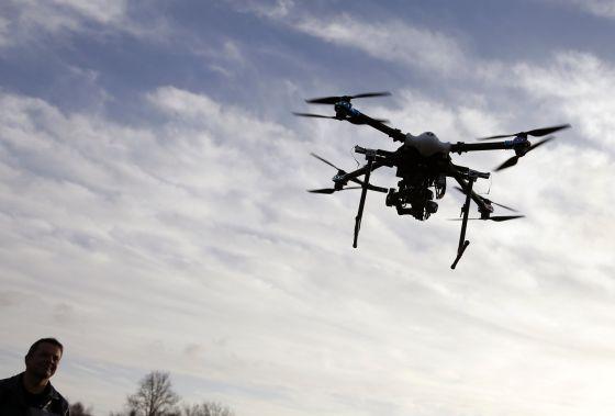 EUA controlam a expansão dos drones com fins recreativos