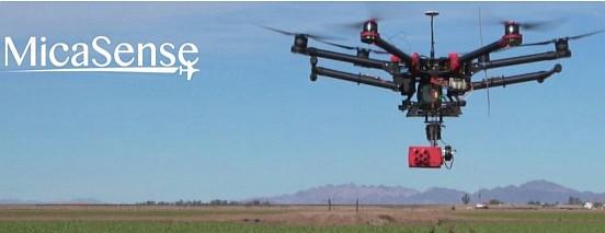 Replay: Workshop Online sobre Drones na Agricultura com sensores MicaSense