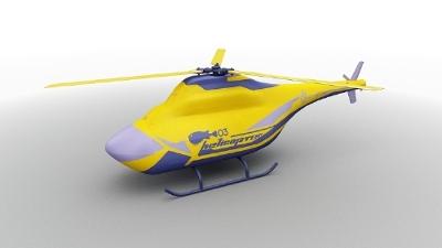Helicóptero chinês não tripulado redefine logística aérea