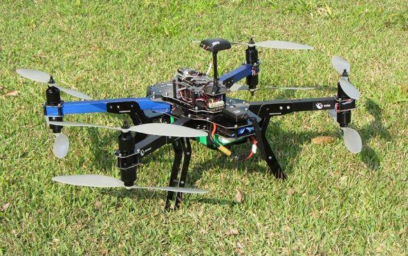 Webinar gratuito abordará o Mapeamento com Drones: Conceitos, Coleta e Processamento
