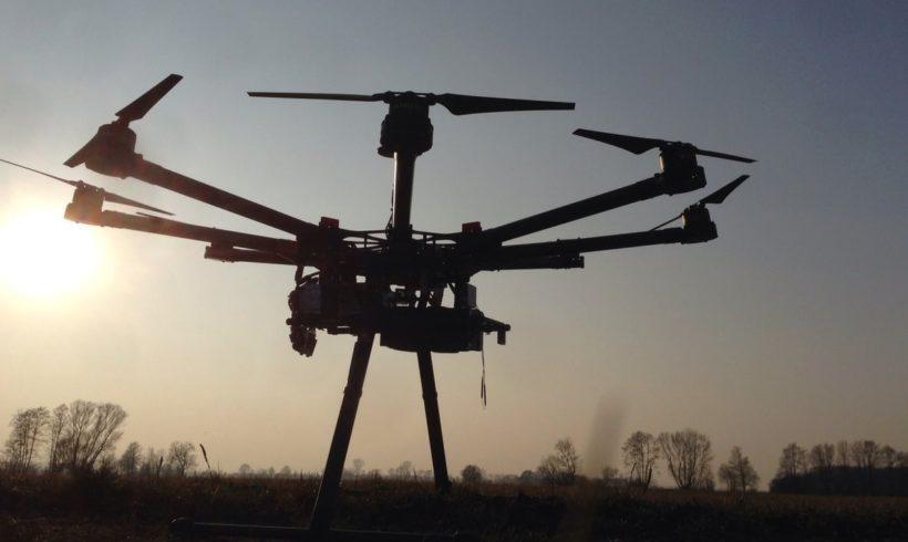 Drones estão tornando-se uma vantagem competitiva para as empresas