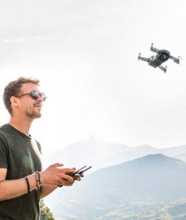 Futuriste seleciona pilotos de drones em várias regiões do país