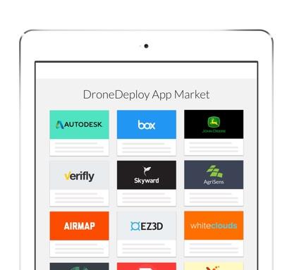 DroneDeploy lança App Market e desbloqueia o maior conjunto de dados de imagens de Drones do mundo