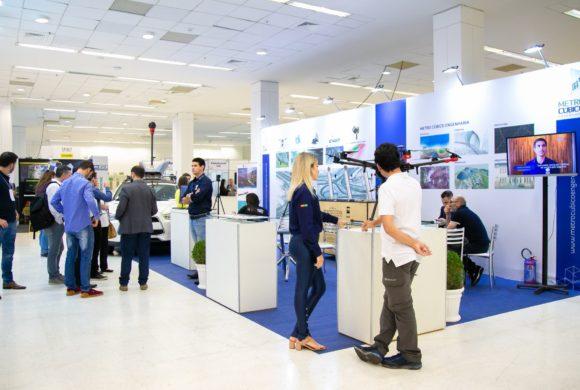 Metro Cúbico Engenharia confirmada na feira DroneShow e MundoGEO Connect 2021