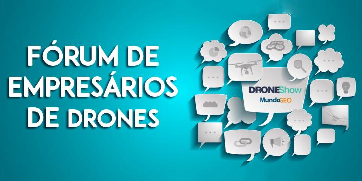 Webinar com inscrição aberta: qual é o perfil do mercado de Drones no Brasil?