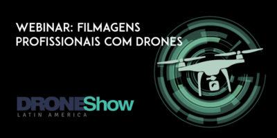 Introdução a filmagem profissional com drones