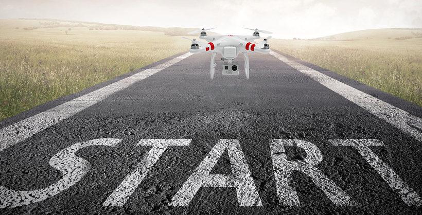 Editorial: Dicas de como empreender com os Drones