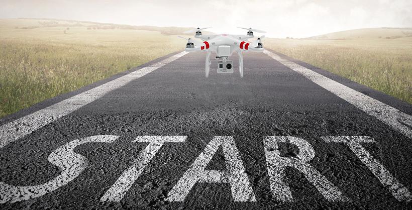 Saiba como empreender com os Drones