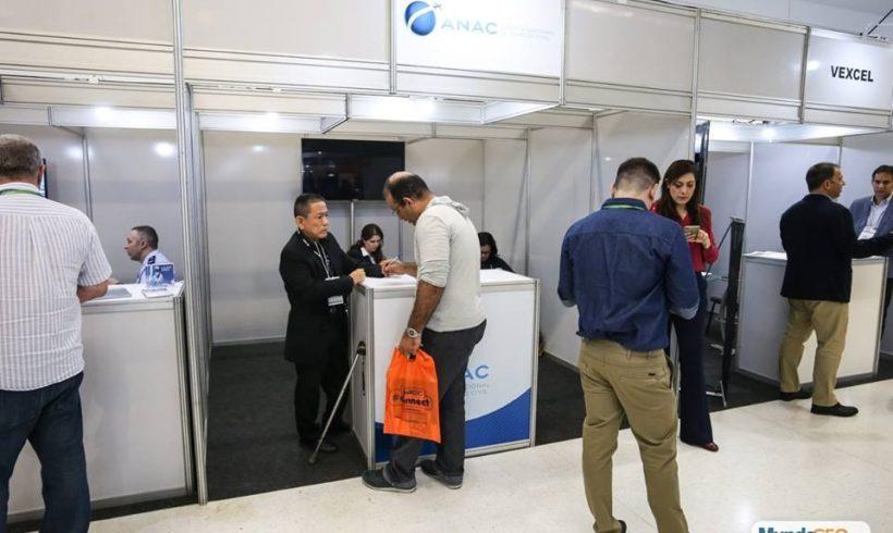 ANAC confirmada na feira MundoGEO Connect e DroneShow 2021