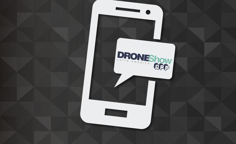 Aplicativo DroneShow inicia cadastramento de empresas