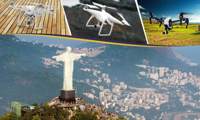 Drone Brazukas confirma presença na maior feira de Drones do país