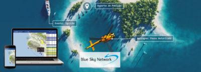 Blue Sky Network confirmada na Plataforma de Conexões e Negócios do DroneShow e MundoGEO Connect 2020