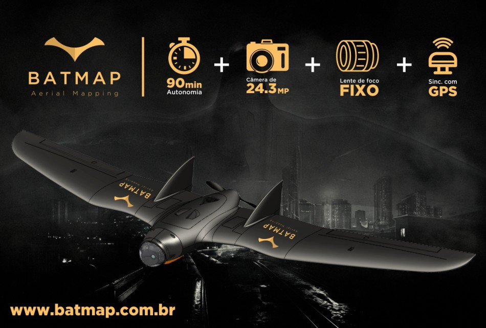 Batmap-droneng