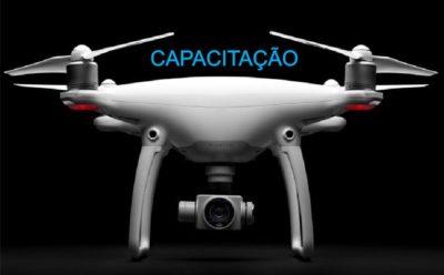 Capacitação 400x248 Rede de Profissionais Albatroz Brasil Drones