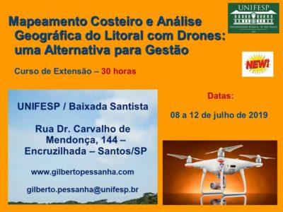 Curso 2019 - MAPEAMENTO COSTEIRO COM DRONE_v2