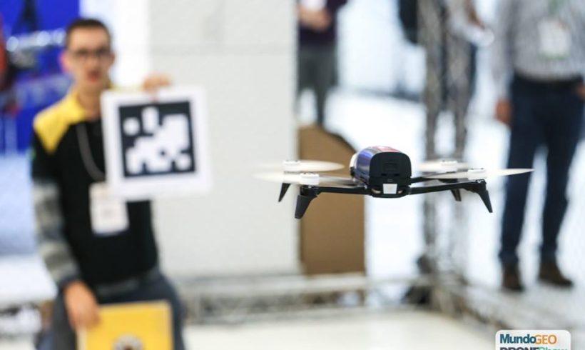 DroneShow 2019 terá demonstrações com drones autônomos