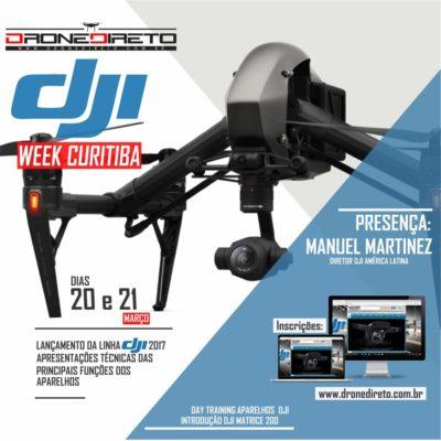 DJI Week Curitiba acontece nos dias 20 e 21 de março 2 400x400 DJI Week Curitiba acontece nos dias 20 e 21 de março. Veja como participar