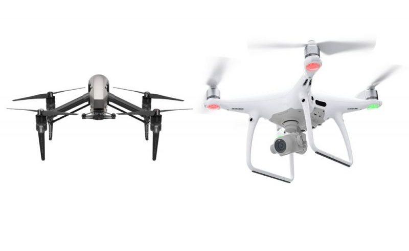 DJI anuncia lançamento dos drones Phantom 4 Pro e Inspire 2. Confira!