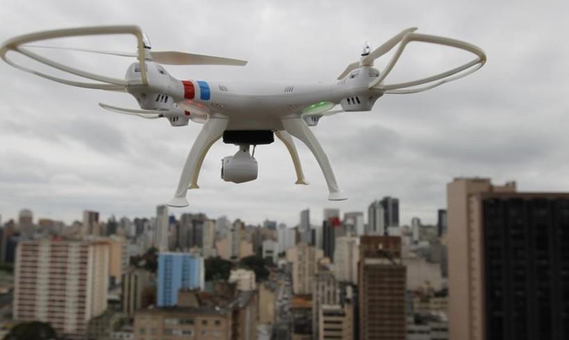 Mais populares, drones abrem mercado para cursos de pilotagem