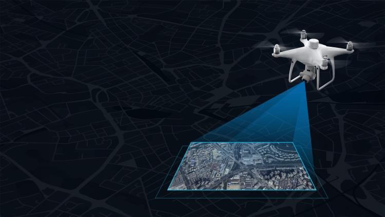DRONE PHANTOM PARA MAPEAMENTO AEROFOTOGRAMETRICO DJI lança o drone para mapeamento preciso Phantom 4 RTK