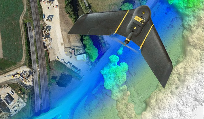senseFly e Trimble otimizam fluxo de trabalho em operações com drones