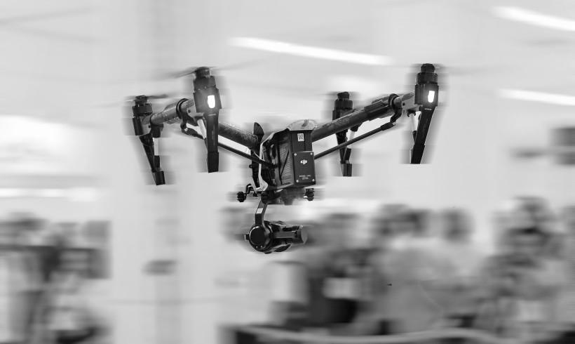 Restam poucas vagas para o DroneShow 2016! Garanta a sua antes de acabar o mês!