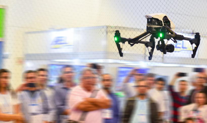 Segunda edição da feira DroneShow acontecerá de 10 a 12 de maio em São Paulo