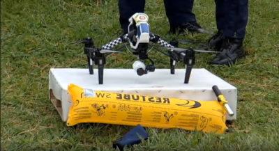 Drone com sistema SAR Tube (1)