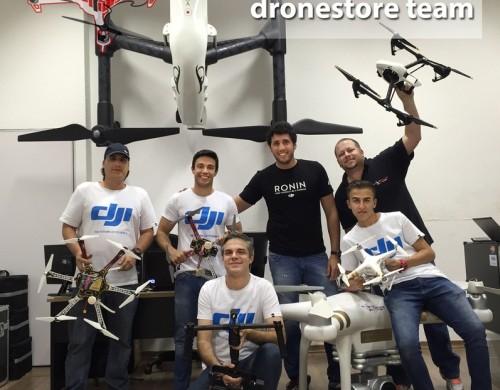 DroneStore, representante dos Drones Phantom, confirma presença no DroneShow 2016
