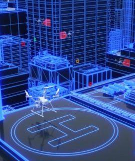 Webinar com inscrição aberta: Drones e Inteligência Artificial para Inspeções na Construção