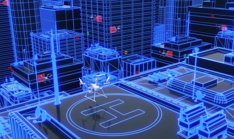 Replay disponível: Drones e Inteligência Artificial para Inspeções na Construção