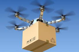 Empresa usa drones para gestão de estoques em tempo real. Entenda