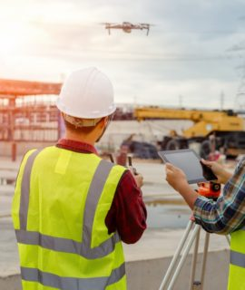Empresa de inspeções anuncia vaga para Piloto de Drones