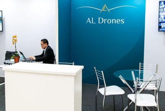 AL Drones confirmada na feira DroneShow e MundoGEO Connect 2020