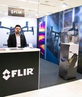 FLIR confirma participação no DroneShow e MundoGEO Connect 2020