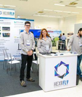Hexafly confirma participação como expositora na DroneShow 2020