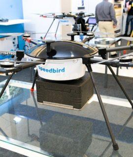 Speedbird Aero confirmada como expositora na feira DroneShow 2020