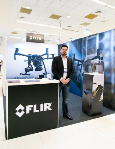 FLIR DRONESHOW STORIES