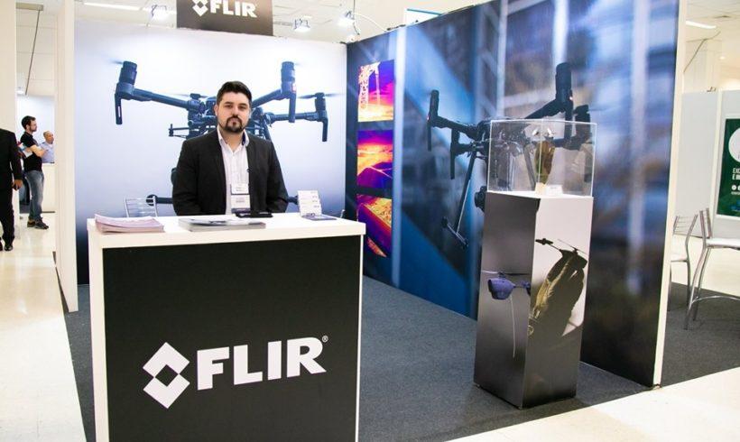 FLIR confirmada na mostra de tecnologia do DroneShow PLUS