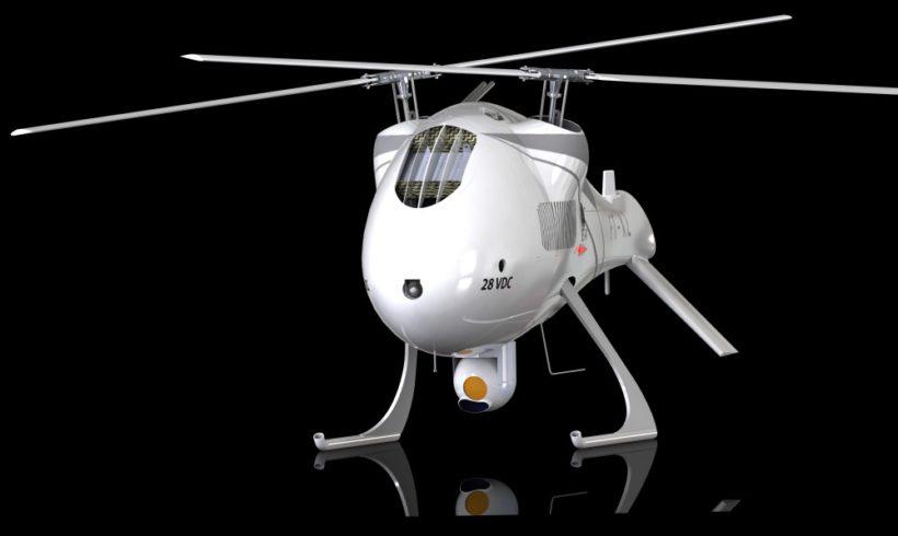 FT Sistemas lança novo veículo aéreo não tripulado FT-200FH