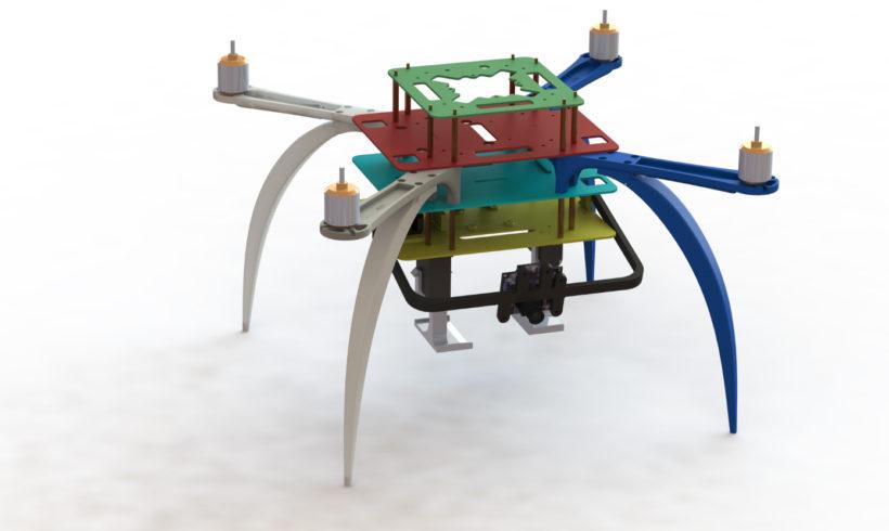Ford cria plataforma para pesquisar o uso integrado de carros e drones