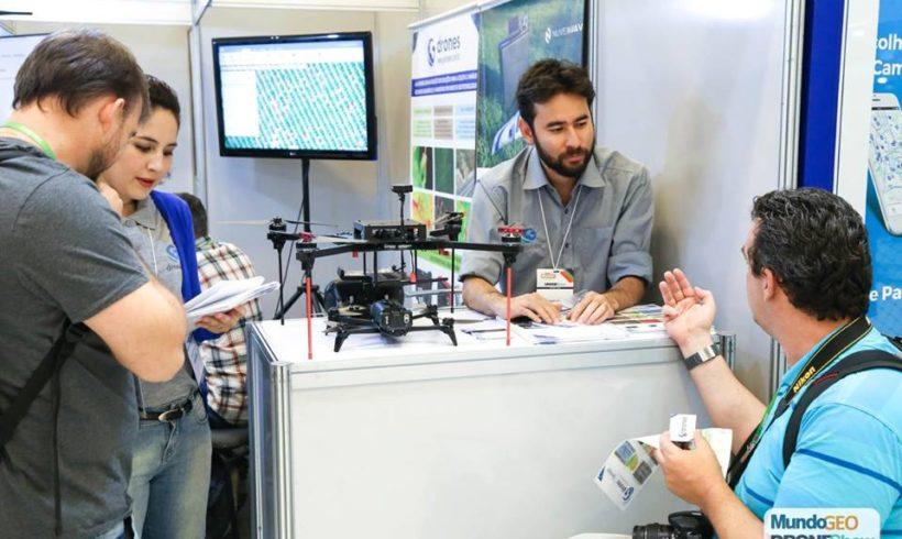 G Drones confirma participação na feira DroneShow 2019