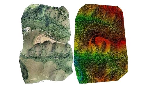 Nova solução: Georreferenciamento Direto PPK utilizando Phantom 4 RTK