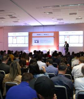 DroneShow e MundoGEO 2019 reúnem 3.800 participantes e 120 marcas na feira