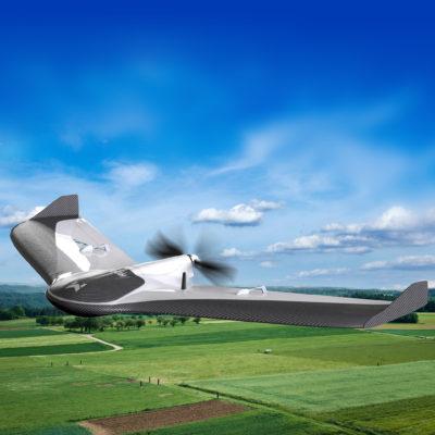 Drone Maptor para mapeamento com alta precisão da empresa da Horus Aeronaves