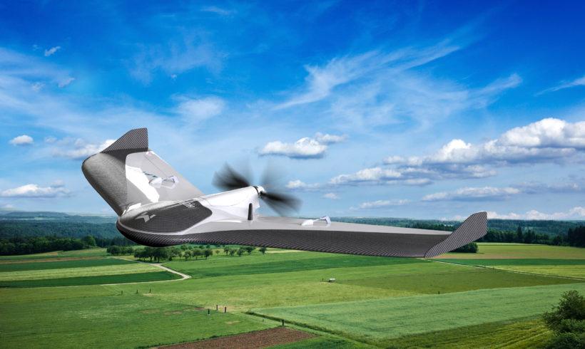 Horus lança vídeo da nova aeronave Maptor e deve ser destaque na DroneShow 2016