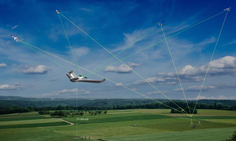 Artigo: entenda sobre a integração de Drones com GPS e RTK